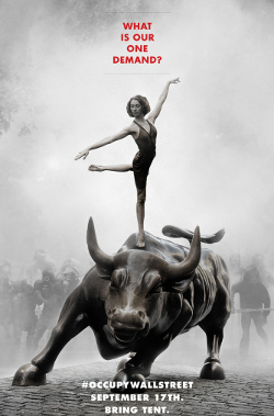 Occupy Wall St - Sept 17 2011